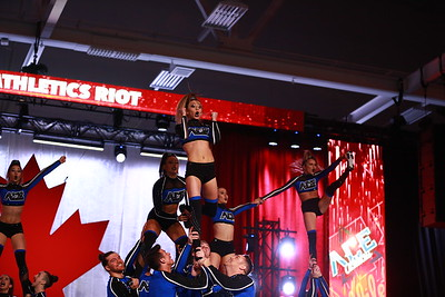 ACE Athletics  Riot - Worlds Face-Off Level 5