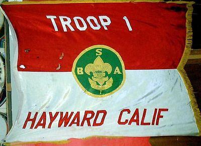 Hayward Boy Scout Troop 1 801 Reunion