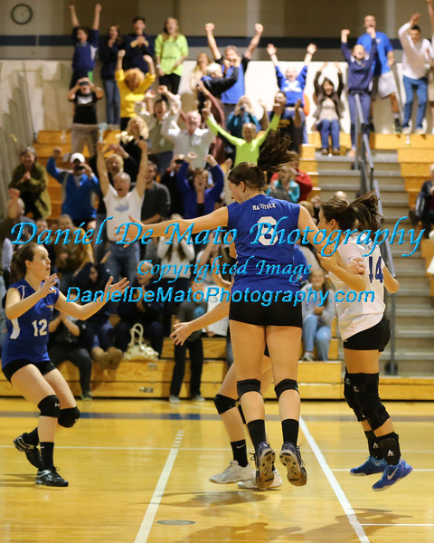 Mattituck Volleyball Long Island Championship 11-10-13