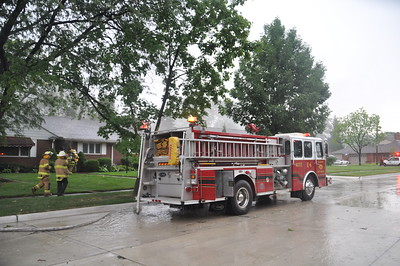 July 11th 2011 - Dearborn fires