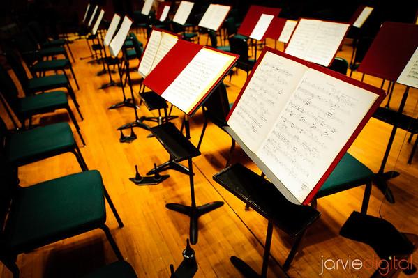 Abravanel Hall Stage Shots