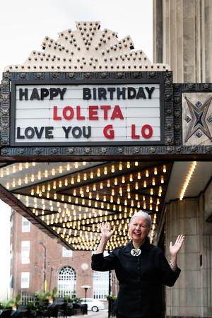 Loleta's Birthday Celebration