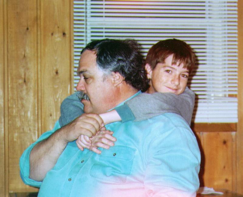 Mike & Joe, 1994  .jpg