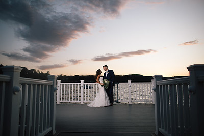 Nicole + Casey's Wedding :: The Candlewood Inn :: Brookfield, CT
