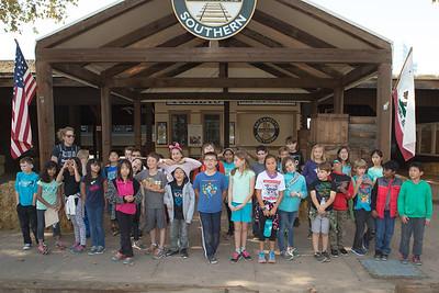 CA Train Museum field trip