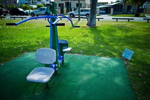 Fitness Path, Gold Coast
