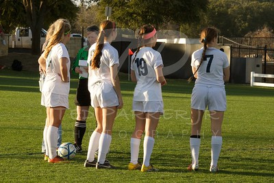 Regents Soccer Girls