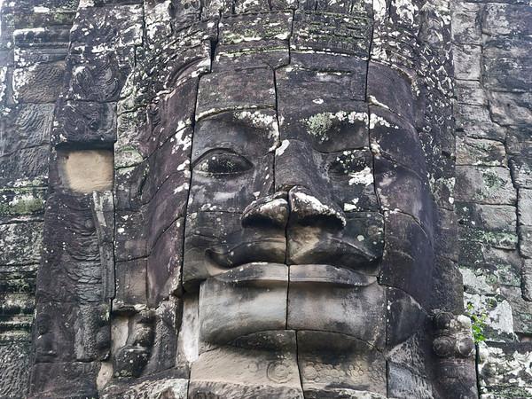 Angkor Thom--Bayon