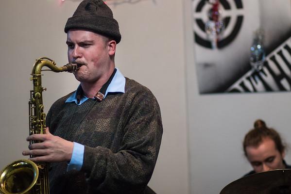 Nolan Young - Michigan Hot Glass Holiday Show - 11-26-2016