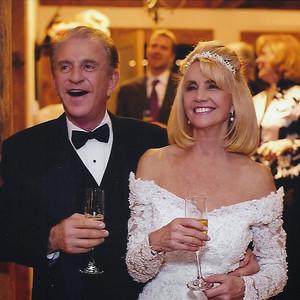 Karen and Larry Wedding '13