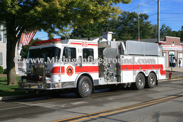 Cambridge Township, Michigan Fire Department