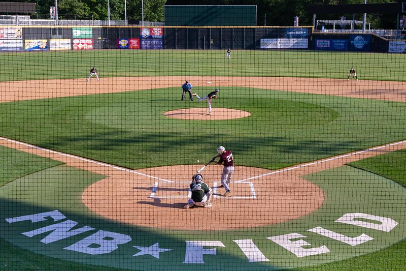 2020 Central Penn Varsity League | Rams Baseball vs. Mechanicsburg Cats | July 15, 2020 | FNB Field | Harrisburg, PA