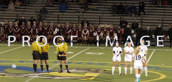 CNHS Girls Soccer v TRS  2