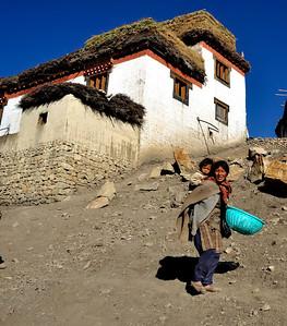 Spiti Left Bank Trek: Langza to Dhangkar