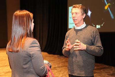 Amateur Talk: Neil Gehrels