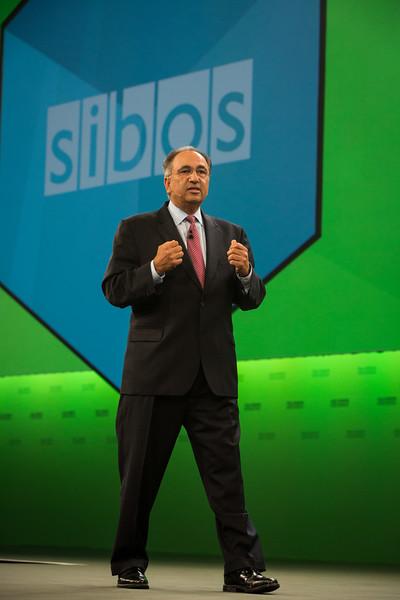 Sibos 2016 Opening Plenary