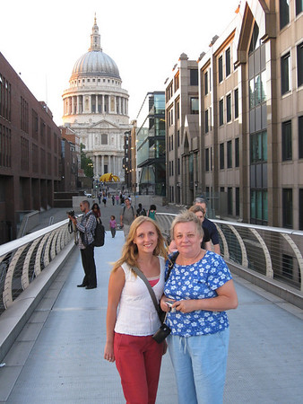 Wizyta Mamy July 2008
