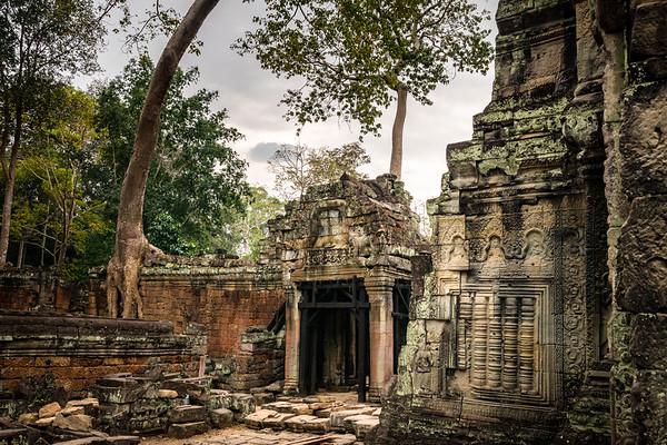 Angkor Afternoon