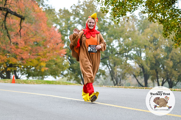 Turkey Trot 5K Run/Walk - 2017