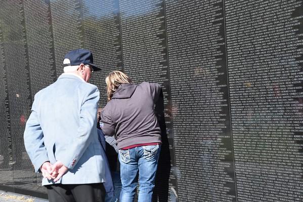 Vietnam War Memorial Oct 18