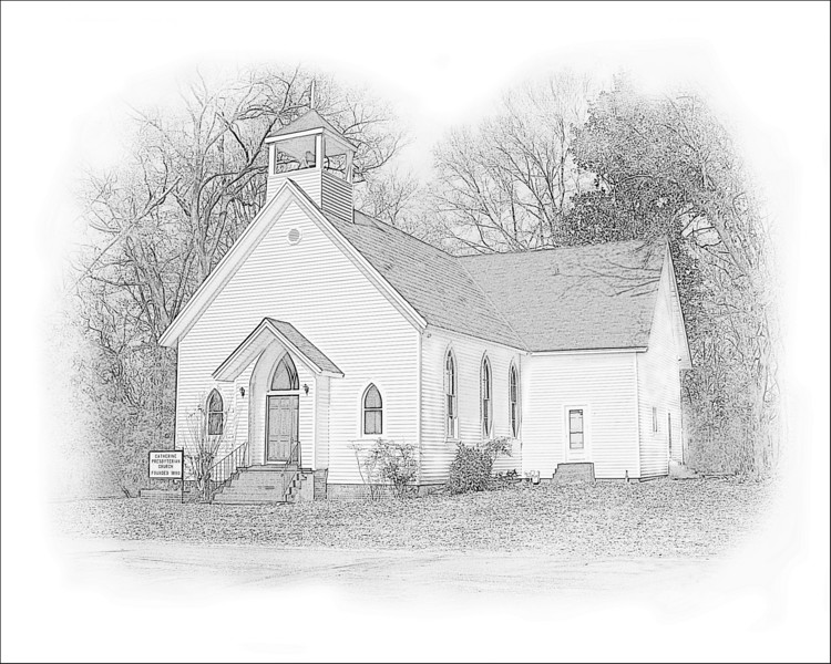 Catherine Presbyterian Church, Catherine, Alabama