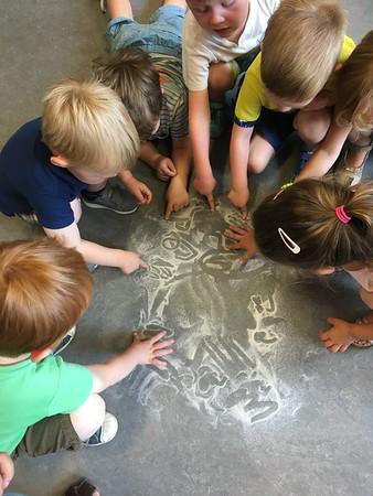 Kleuterschool archief