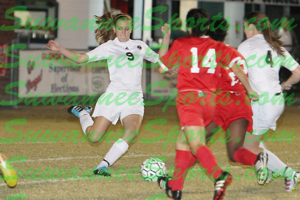 Suwannee High School Soccer - Girls 2011-12
