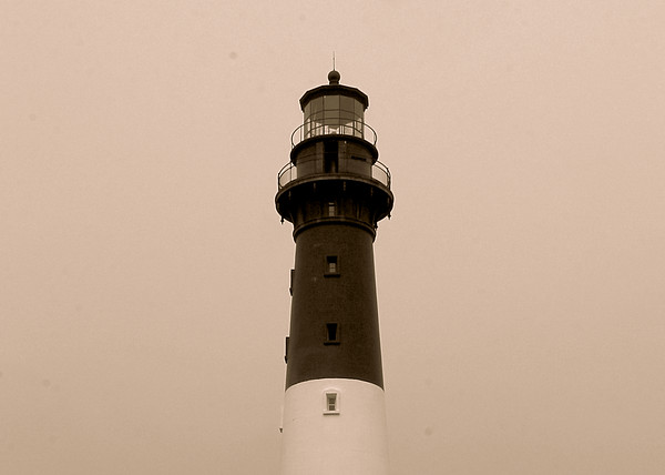 Hunting Island Lighthouse And Beach