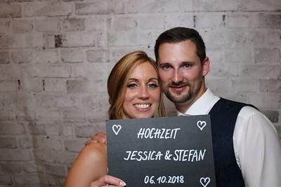 06.10.2018 Hochzeit Jessica & Stefan