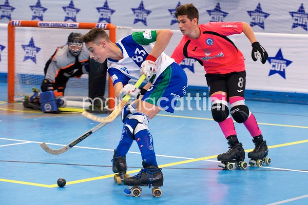 U17 Eurockey Cup 2017 - Lleida LB vs Follonica Hockey
