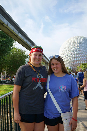 Epcot & Disney Springs / Spring Break