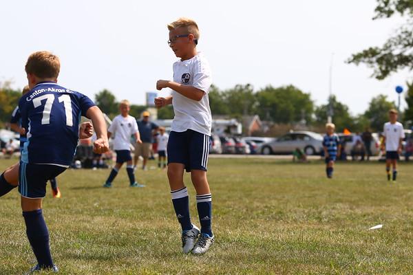 Archbold Fall Soccer U11 Boys