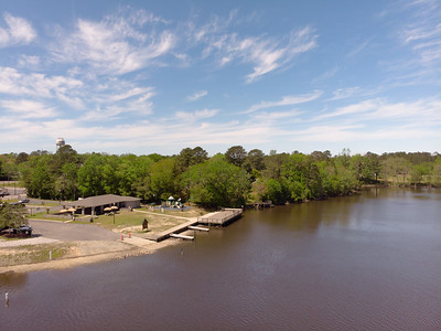 Hope Mills Lake (Aerial Shots)