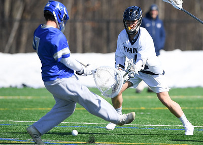 NCAA MLax: Cabrini at IC (1st Half); 3/7/20