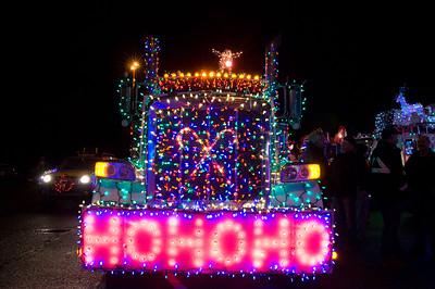 Victoria Christmas Trucks 2014