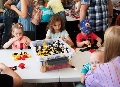 Kadrioru sünnipäev- Legopäev