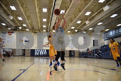 Iowa Lakes @ Iowa Central Women Basketball 1/24/18