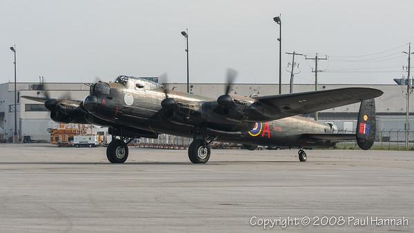 Canadian Warplane Heritage Museum - Hamilton, ON