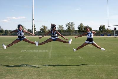 Cheerleaders  band plus