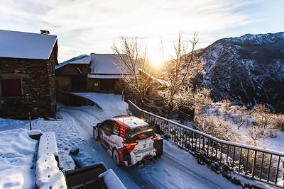 WRC Rally Monte Carlo 2021