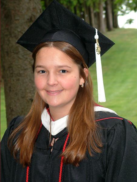 Melissa's graduation 5-25-05 Ramapo College