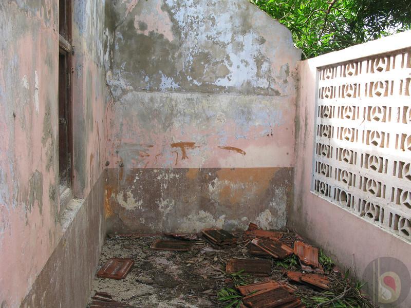 THE  KARAMPON HOUSE  - SRI MAMA' S  STUDY AREA /OFFICE