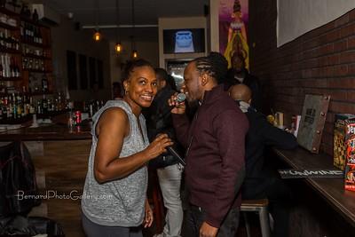 Dj Les Karaoke Pics March 26th 2019 @ SipUnwine