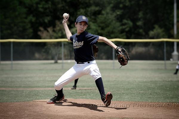 MLLB - Padres - 1st Half '12