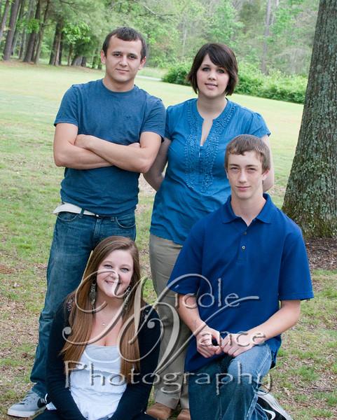 Vonnie's Family