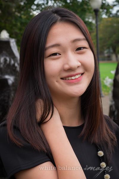 Angelina Wu Senior Portraits