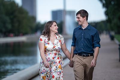 Joy & Evan  |  Engagement Pictures