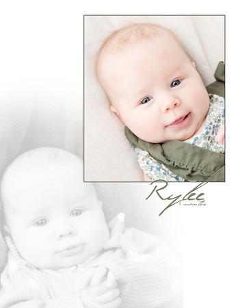 Rylee 3 Months