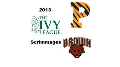 2013 Ivy League Scrimmage Videos