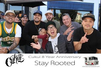 "Cukui 8 Year Anniversary ""Stay Rooted"""